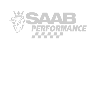 Наклейка SAAB Performance