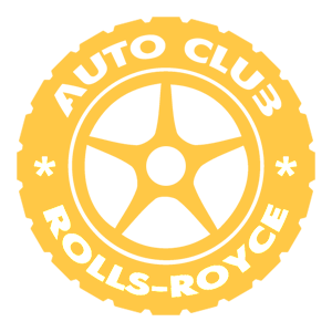 Наклейка Rolls-Royce club