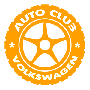 Наклейка Volkswagen club